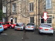 1 bed parking space to rent wemyss place mews edinburgh