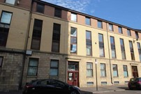 flat to rent 2/2 oxford street glasgow