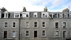 flat to rent ashvale place aberdeen