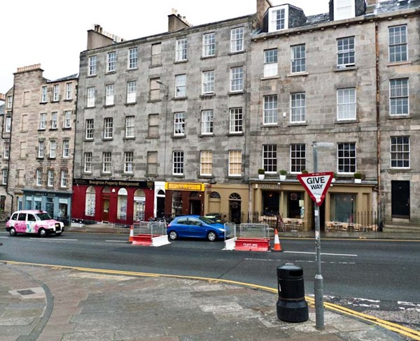 Property To Rent In City Centre Eh1 Broughton Street