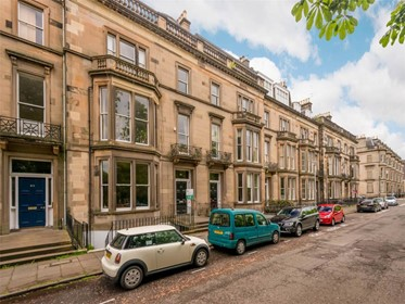 Flats to rent in comely bank edinburgh from citylets for 2 learmonth terrace edinburgh