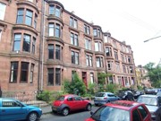 flat to rent caird drive glasgow