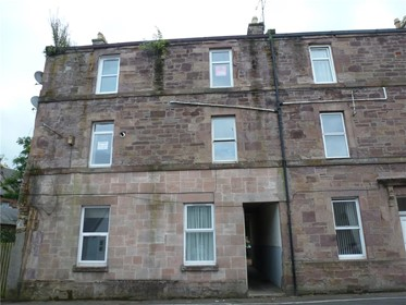 £225 Pcm 1 Bed Flat To Rent In Maybole