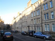flat to rent comely bank row edinburgh