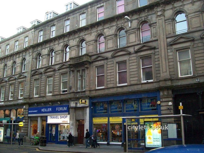 Commercial Property Dundee City Centre