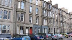 flat to rent east london street edinburgh
