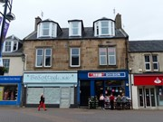flat to rent george street west-lothian
