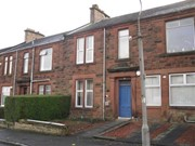 flat to rent g/l 70 yorke place kilmarnock east-ayrshire