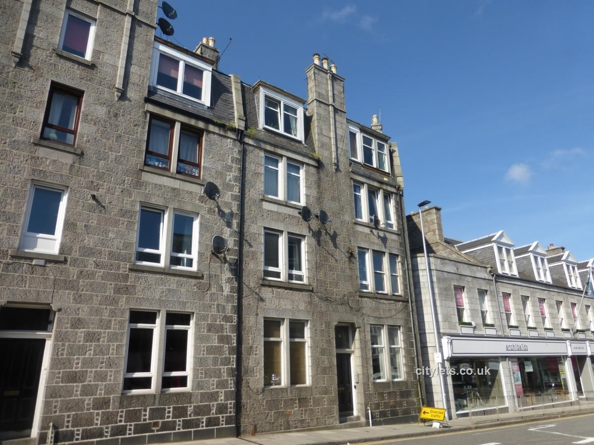 Property To Rent In City Centre Ab10 Great Western Road