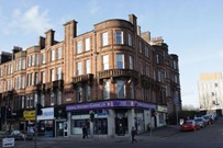 flat to rent herschell street glasgow