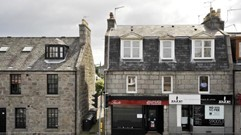 flat to rent holburn street aberdeen