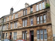 flat to rent ibrox street glasgow