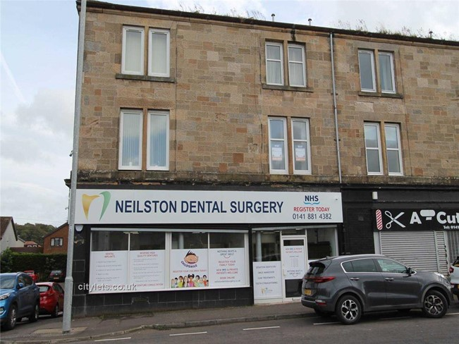 Property to rent in neilston g78 main street properties for One penny homes