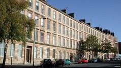 flat to rent minerva street glasgow