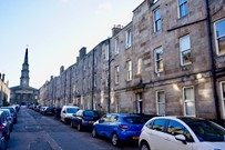 flat to rent prince regent street edinburgh