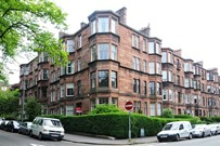 flat to rent queensborough grds glasgow