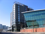 flat to rent river heights  lancefield quay glasgow