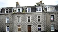 flat to rent rosebank place aberdeen