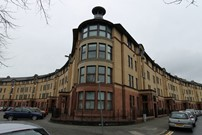 flat to rent st ninians terrace glasgow