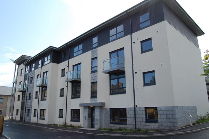 Property To Rent In Old Aberdeen Ab24 St Peters Square