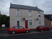 flat to rent station road fife