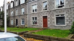 flat to rent walker road aberdeen