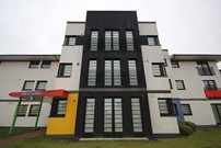 flat to rent whiteside court west-lothian