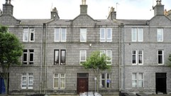 flat to rent willowbank road aberdeen