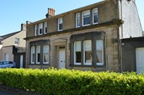 house to rent albert place stirling