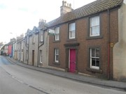 house to rent high street west fife