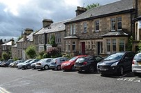 house to rent princes street stirling